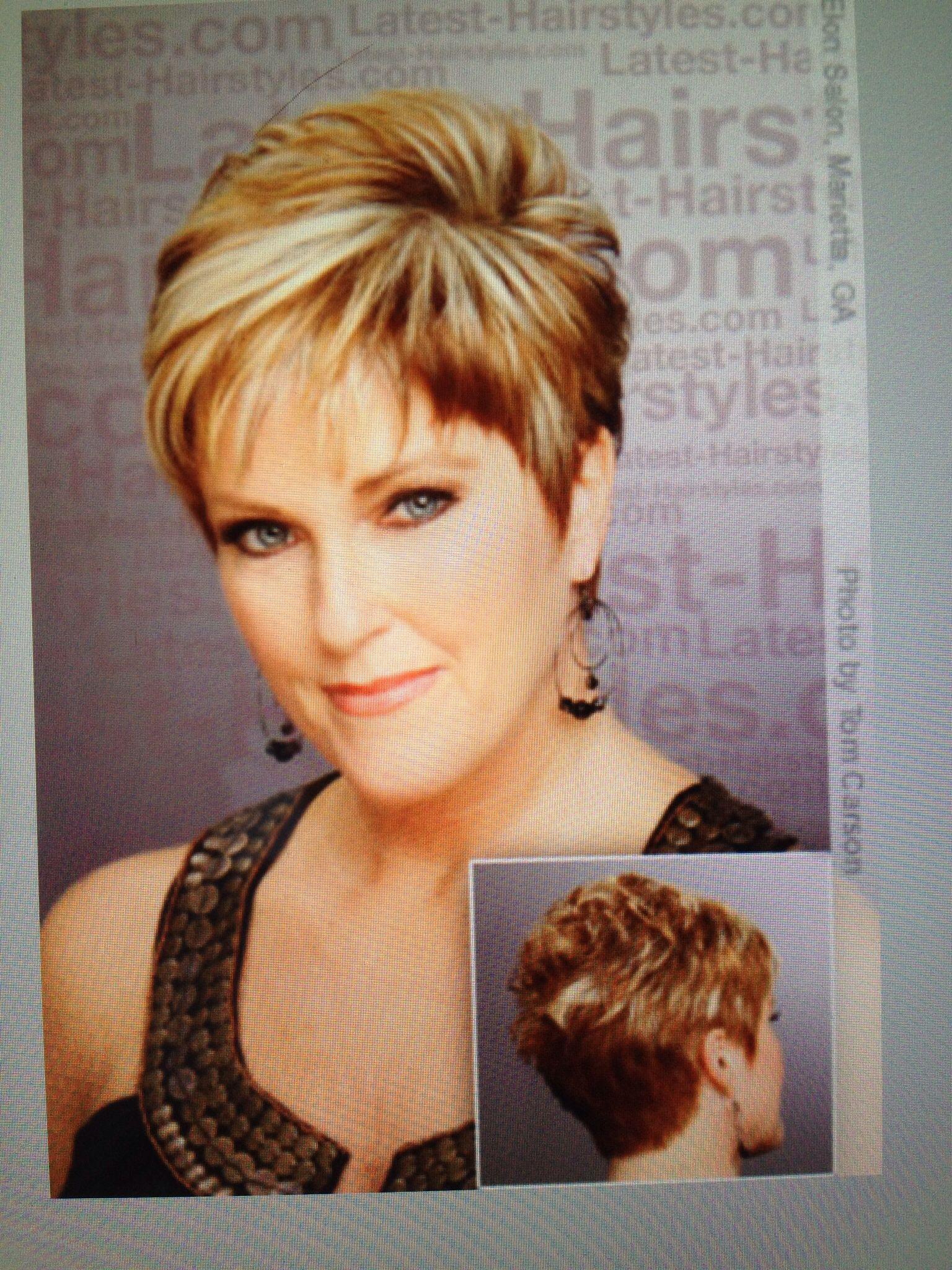 Image Result For Short Hair Styles For Women Over 50 Short