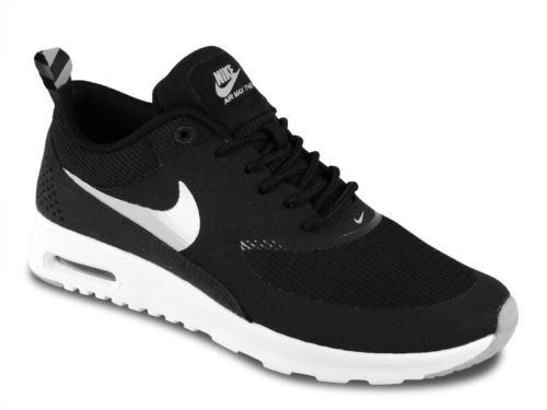 Details about NIKE WMNS AIR MAX THEA BlackWolf Grey