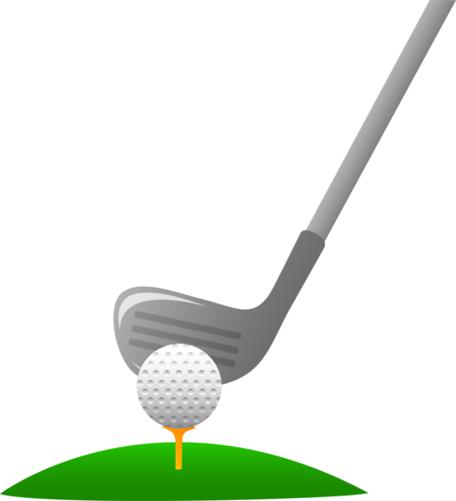 Closeup Of Golf Ball And Club Free Clip Art Golf Clip Art Golf Clubs Golf