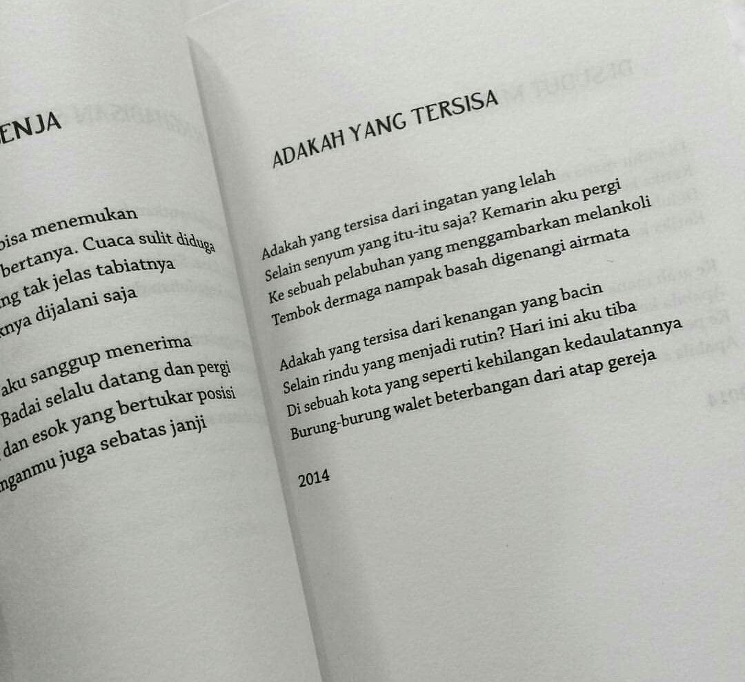 Kumpulan Puisi Puisi Puisi Pendek Sajak By Ig Mampirguyu