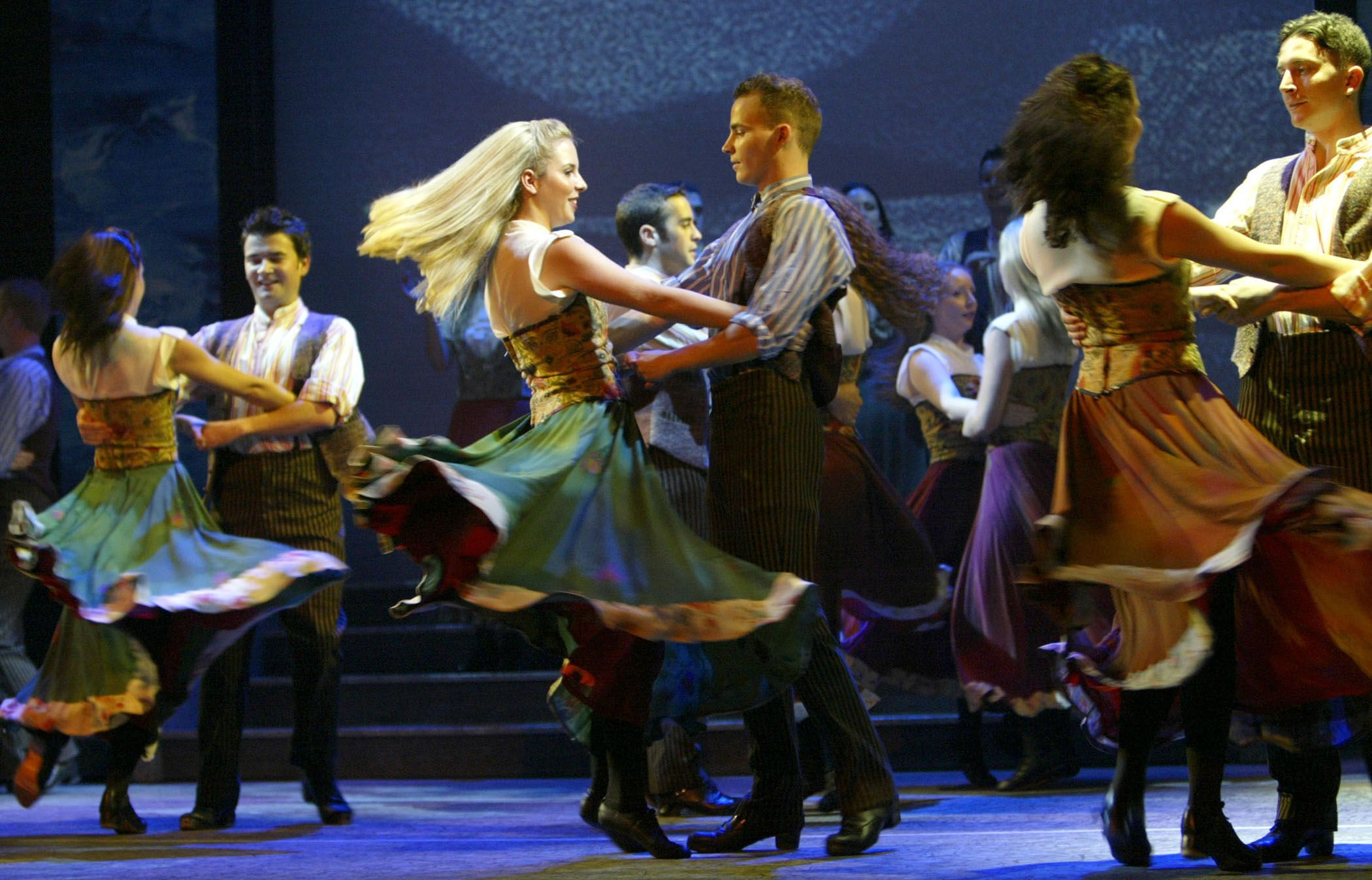 Broadway San Jose Riverdance Throws A Party Of Dance Song And