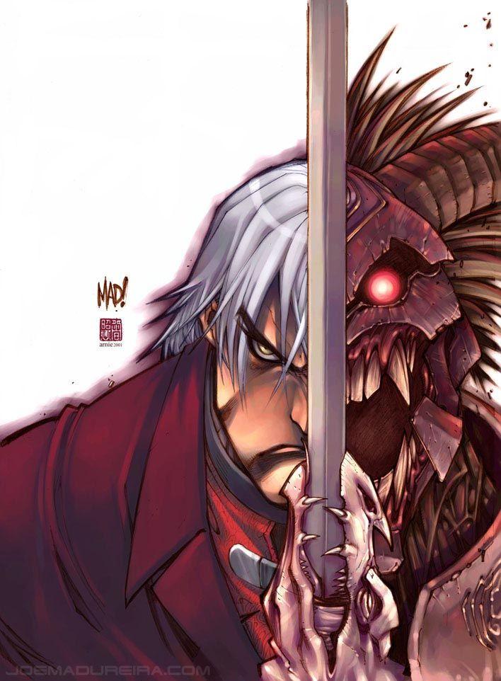 Anime Characters Born May 5 : Devil may cry joe madureira m comic art community