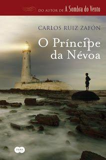 House of Chick: O Príncipe da Névoa – Carlos Ruiz Zafón