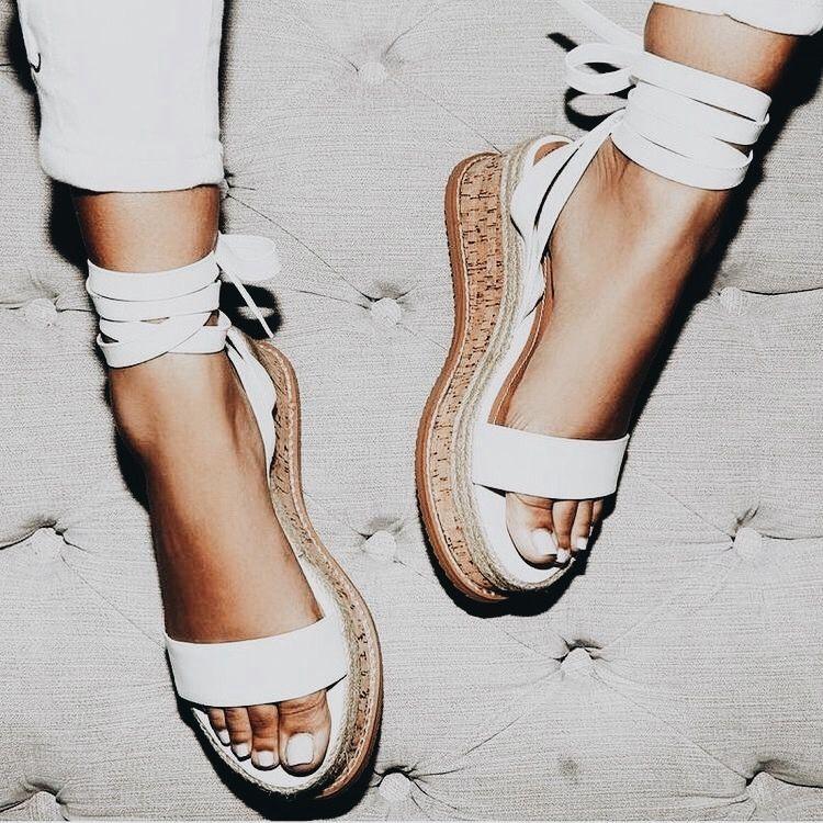 ede0f7ee5a5c white leather cork platform sandals