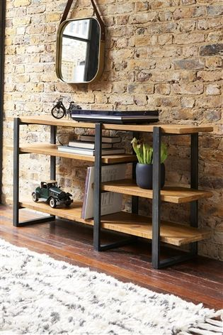 Buy Hudson Low Shelving From The Next Uk Online Shop Living Room Decor Home Home Decor