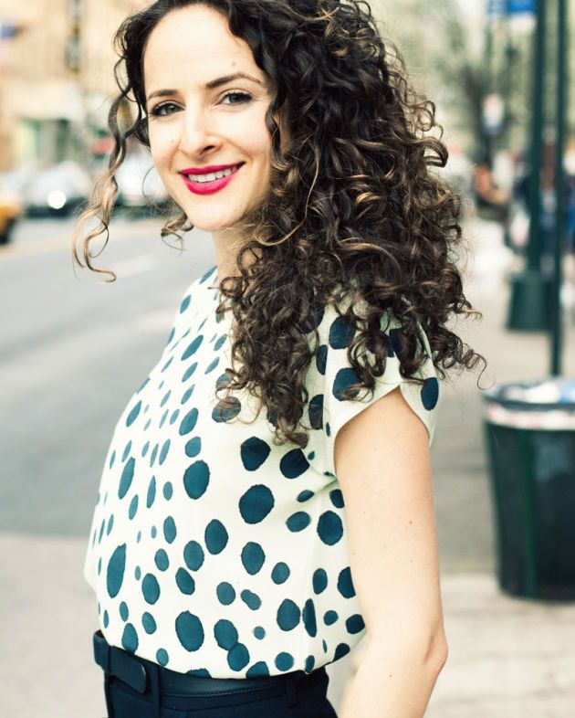 Fashion Insiders Offer Tips On Managing--And Loving--Your Curly Hair - Fashionista (Some good tips found here, I might even toss my flat iron.)