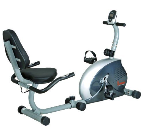 Sunny Health And Fitness Magnetic Recumbent Bike Reviews Best Recumbent Exercise Bike Best Exercise Bi Biking Workout Recumbent Bike Workout Exercise Bikes