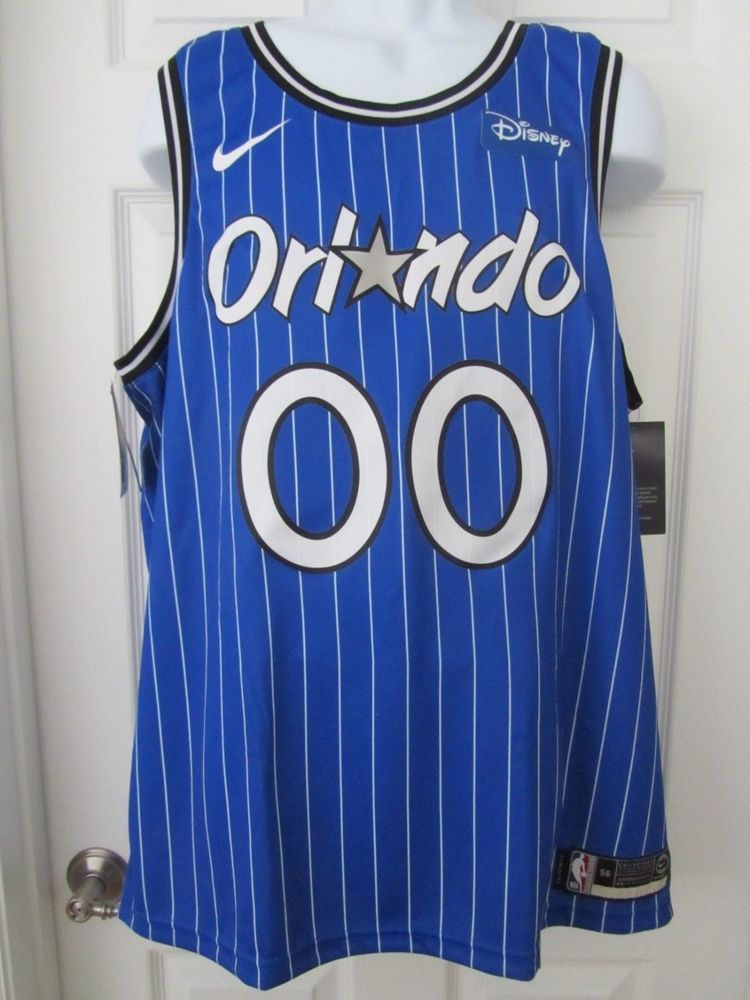 f8ecd3125 eBay  Sponsored Disney Orlando Magic Nike NBA Classic Swingman Jersey Aaron  Gordon 00 HWC XL