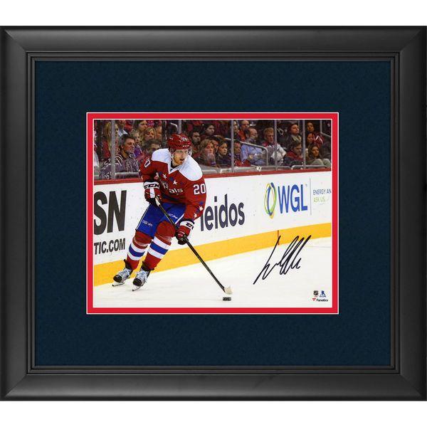 909f9b8f4 Lars Eller Washington Capitals Fanatics Authentic Framed Autographed 8