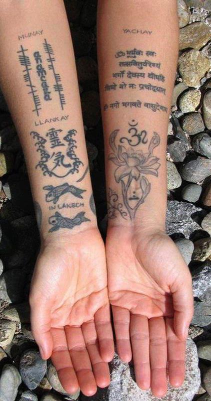Bohemian Tattoos Travel Tattoos Traditional Modern