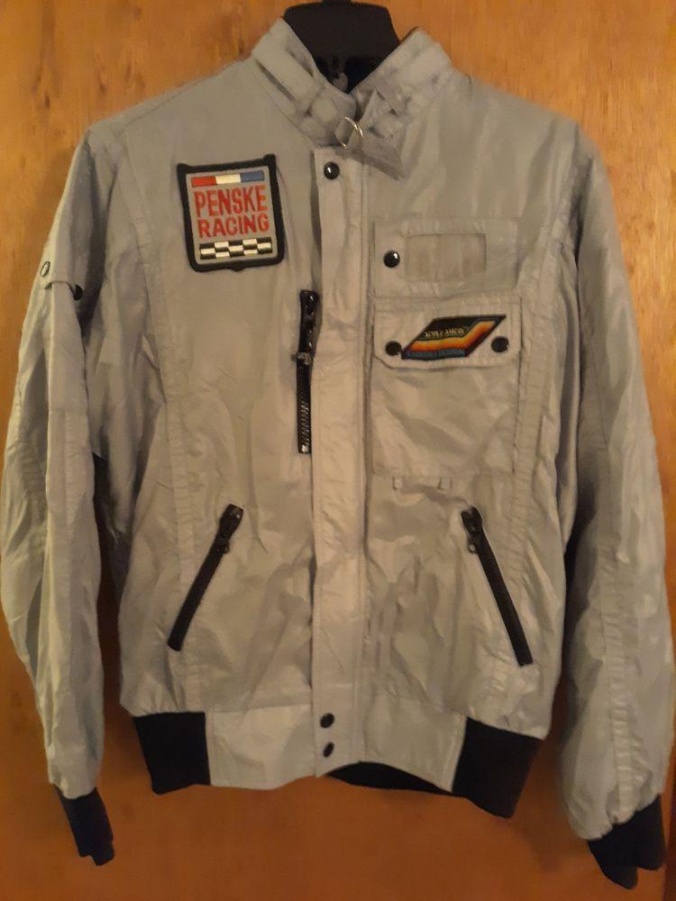 Style Auto Racing Jacket Fashion Clothing Shoes Accessories Mensclothing Coatsjackets Ebay Link Jackets Coats Jackets Clothes