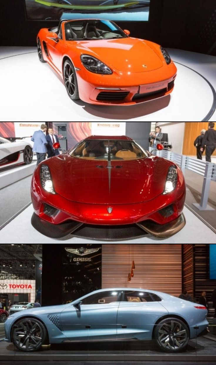 If Youre A Car Person The Jacob Javits Center In Manhattan Is The - Javits center car show
