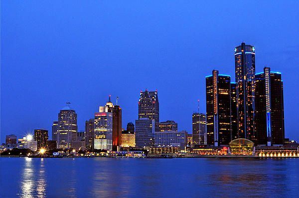 Selected for the cover of the 2015 KCI calendar in Detroit.
