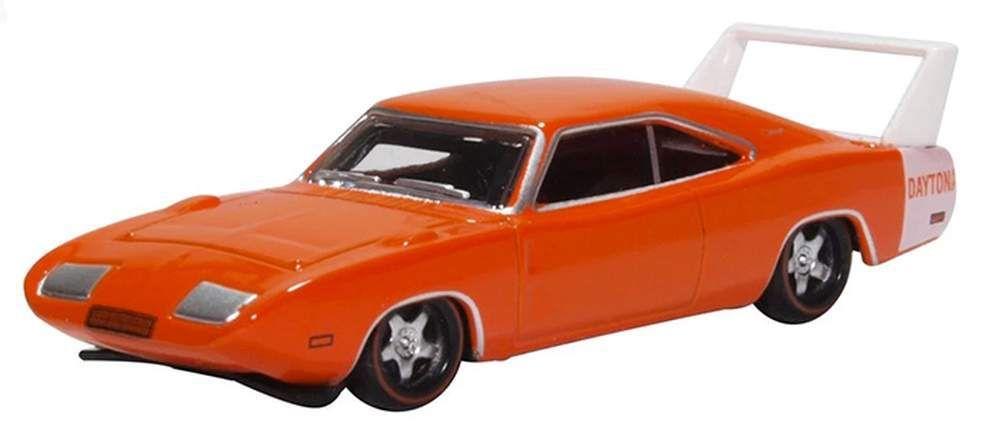 1:87 1969 Dodge Charger Daytona (Orange), New Arrivals: Diecast Direct, Inc.