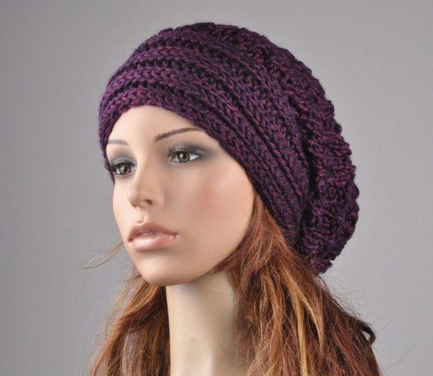 Cappelli e fasce di lana fai da te  ad01bb5310ab