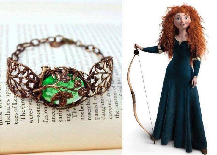 15 Hermosos anillos inspirados en las princesas Disney que tu niña interior amará