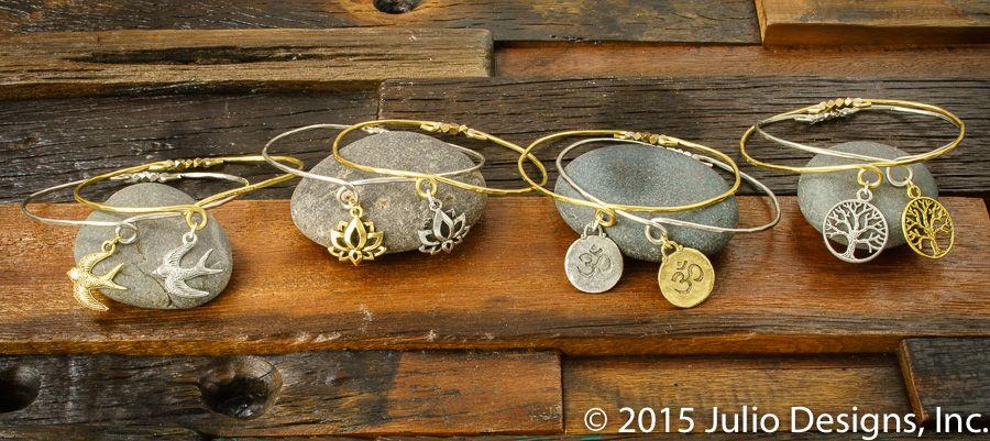 Vertigo Set D #juliodesigns #handmadejewelry #vintage