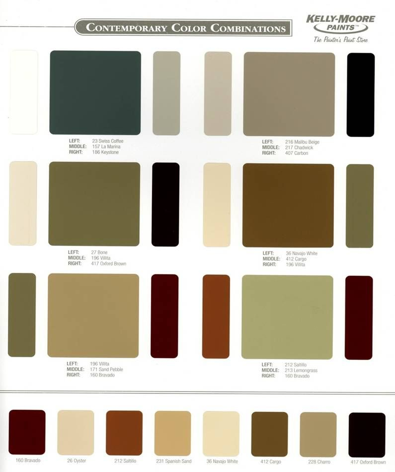 Combination Exterior Paint Color Schemes For Homes By Renate