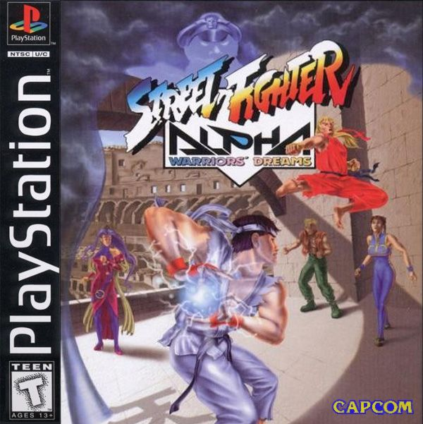 Getting A Job Retro Saturdays And Street Fighter Alpha 1