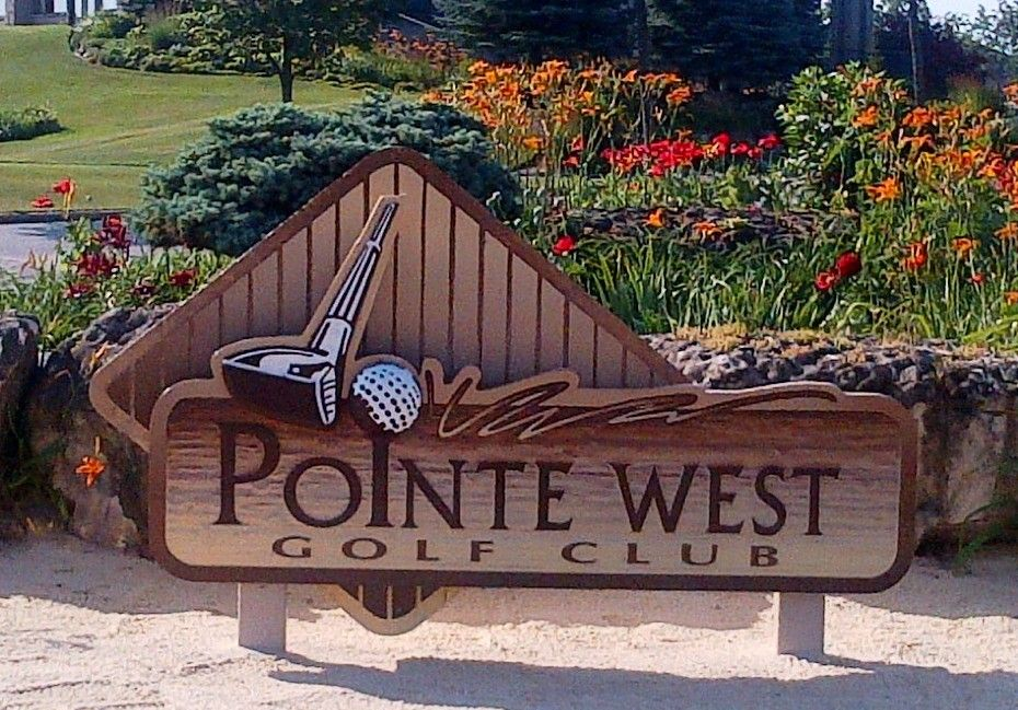 Welcome to Pointe West Golf Club