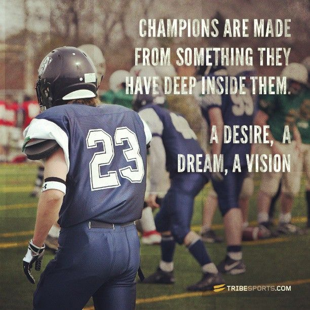 Football Quotes. QuotesGram | Sports quotes, Inspirational ...