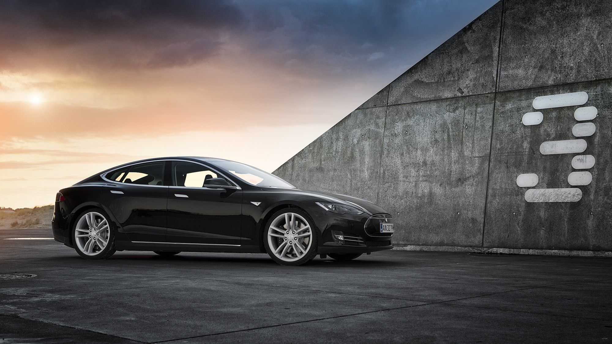 Wallpaper Wednesday Tesla Model S 1920×1200 Tesla