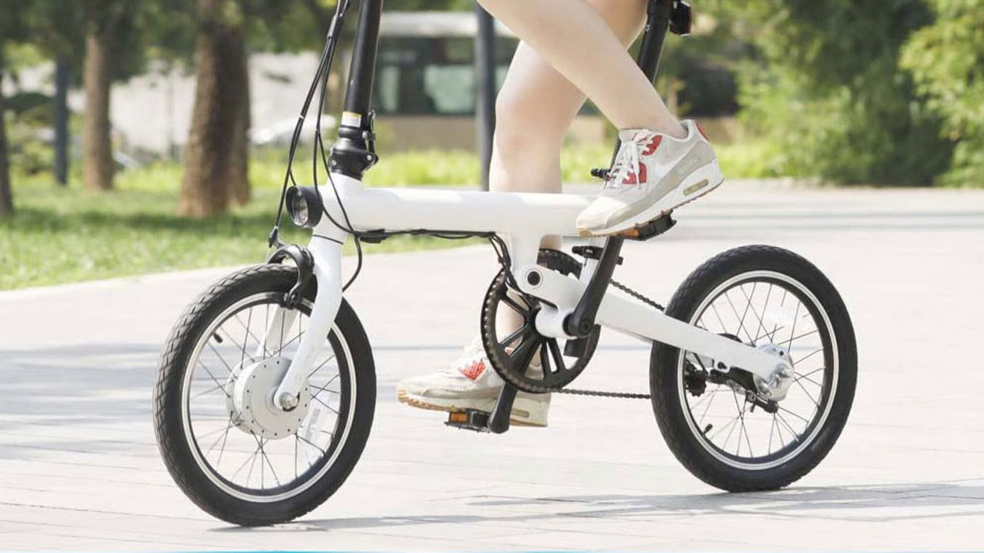 Xiaomi Qicycle The Powerful And Affordable Bicycle With Images