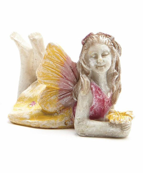 Look at this Fairy Lily Garden Décor on #zulily today!