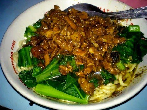 Resep Membuat Mie Ayam Kuah Kental Resep Resep Ayam Resep Masakan Asia