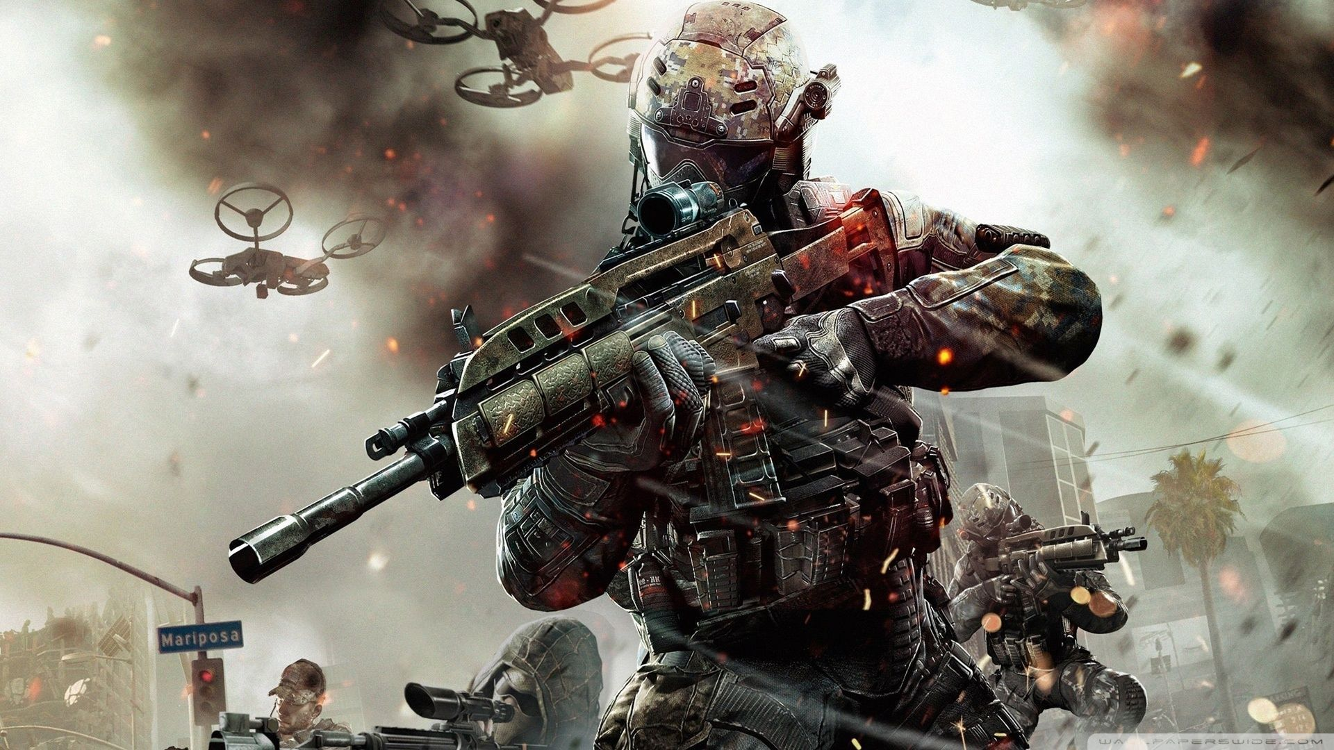 Wallpaperswide Com Call Of Duty Hd Desktop Wallpapers For 4k In 2020 Call Of Duty Black Ops 3 Call Of Duty Black Ops Iii Call Of Duty