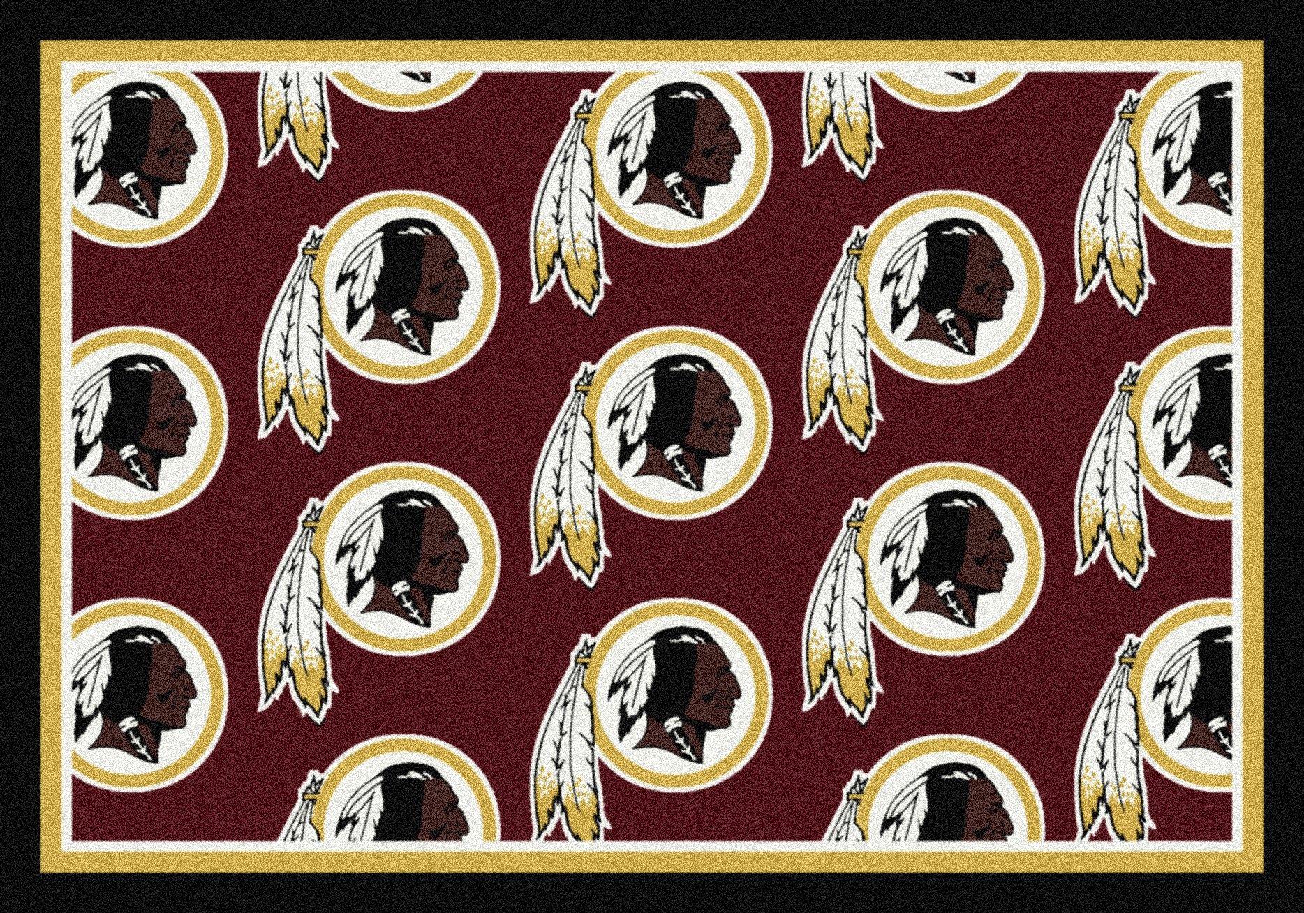 NFL Team Repeat Washington Redskins Washington