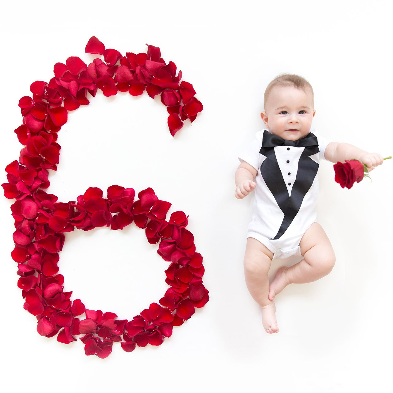 HOW TO TAKE MONTHLY BABY PHOTOS (1 - 12 MONTHS) - Anna with Love Photography