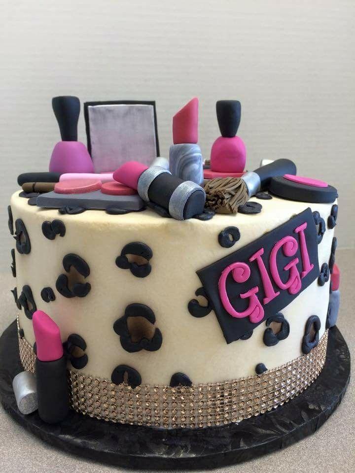 Pin By Denise Mcelravy On Birthday Cakes For Girls Pinterest