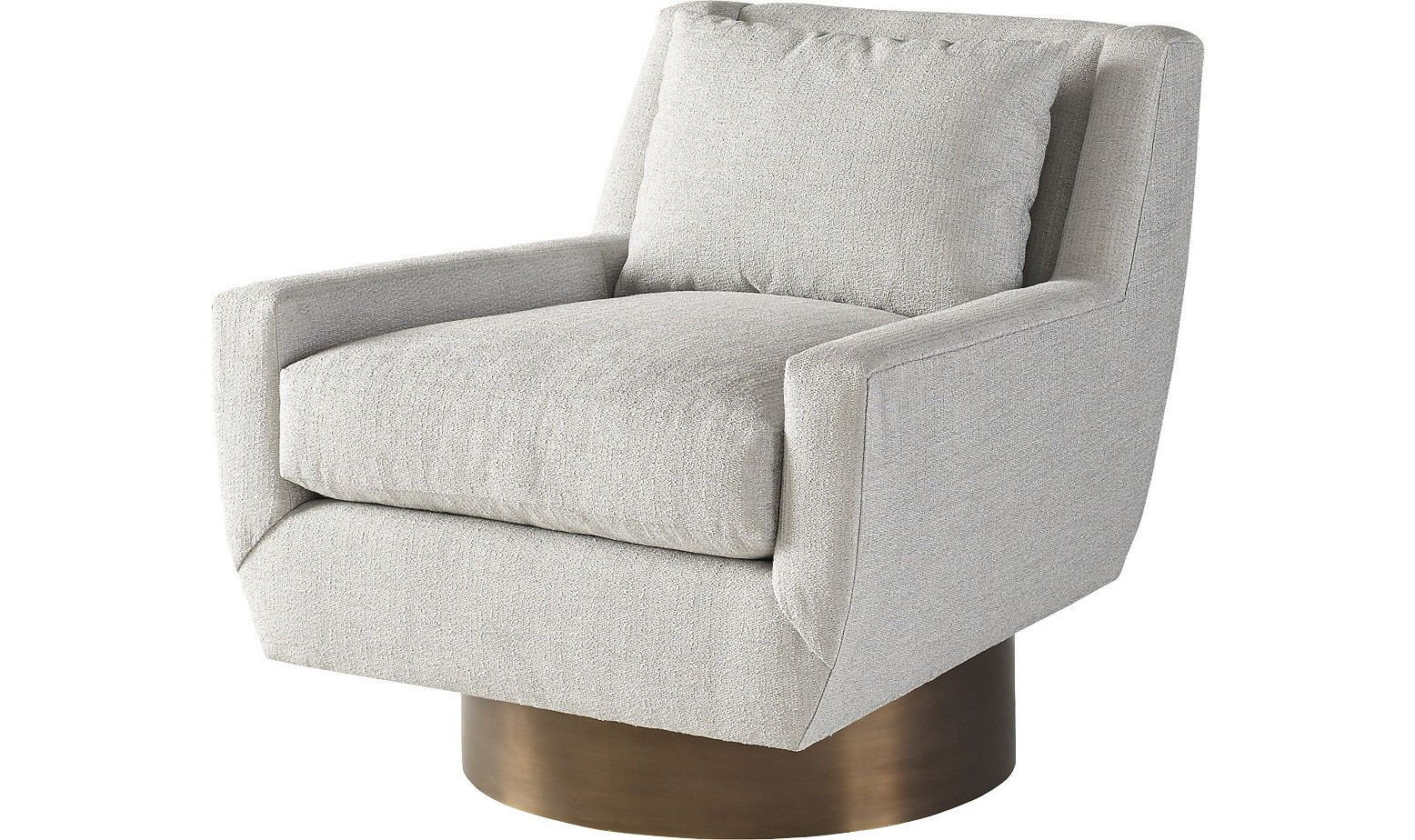 Verve Lounge Chair By Barbara Barry 6741c Baker Furniture