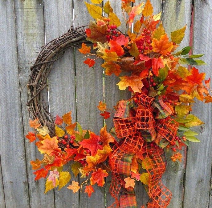 Поделки на тему осень своими руками фото
