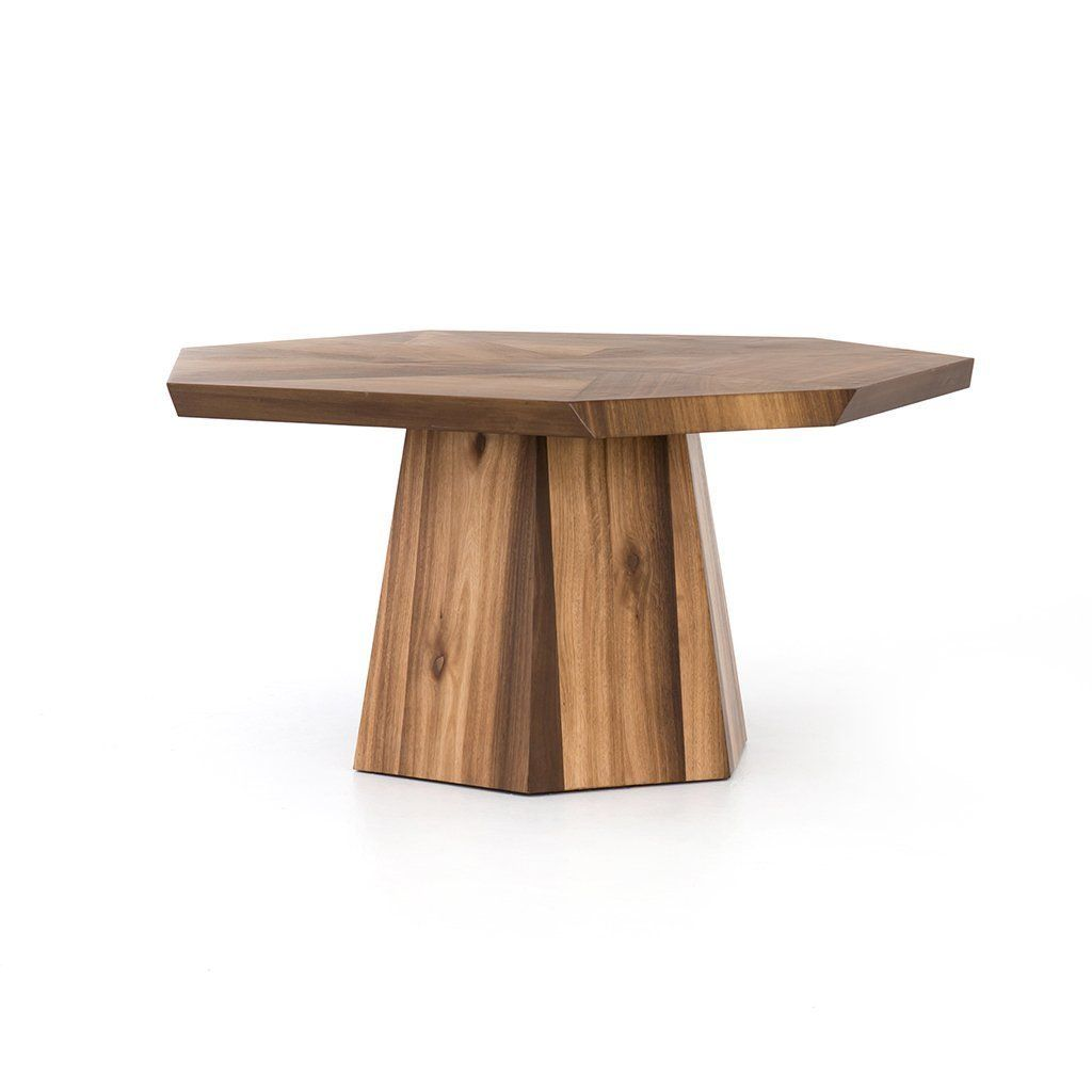 Brooklyn Dining Table Blonde Yukas With Images Round Wood