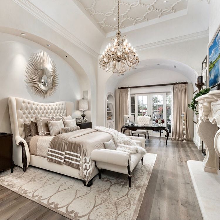 putting a design in the tray ceiling in 2020 on dreamy luxurious master bedroom designs and decor ideas id=42430