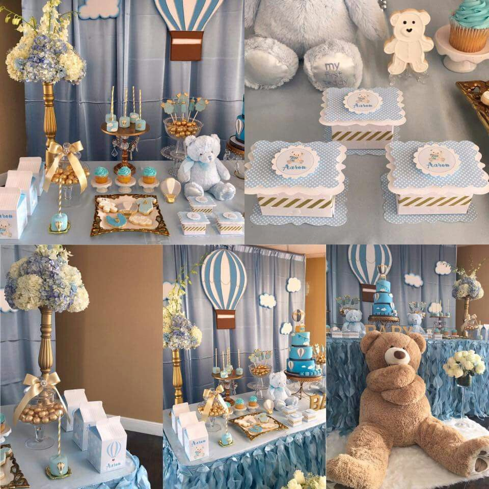 Baby Boy Themes, Boy Baby Shower Themes, Baby Shower Gender Reveal, Baby  Shower