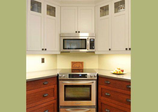 Corner stove   Kitchen   Pinterest