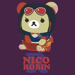 Teddy Bears One Piece | Robin