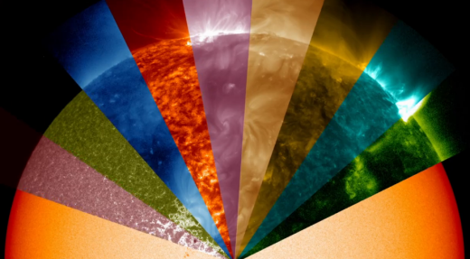 VIDEO: NASA - The Color of the Sun...