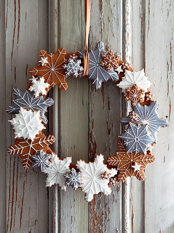 Photo of Biscuit Wreath Recipe | Christmas Biscuit Recipe by Biscuiteers