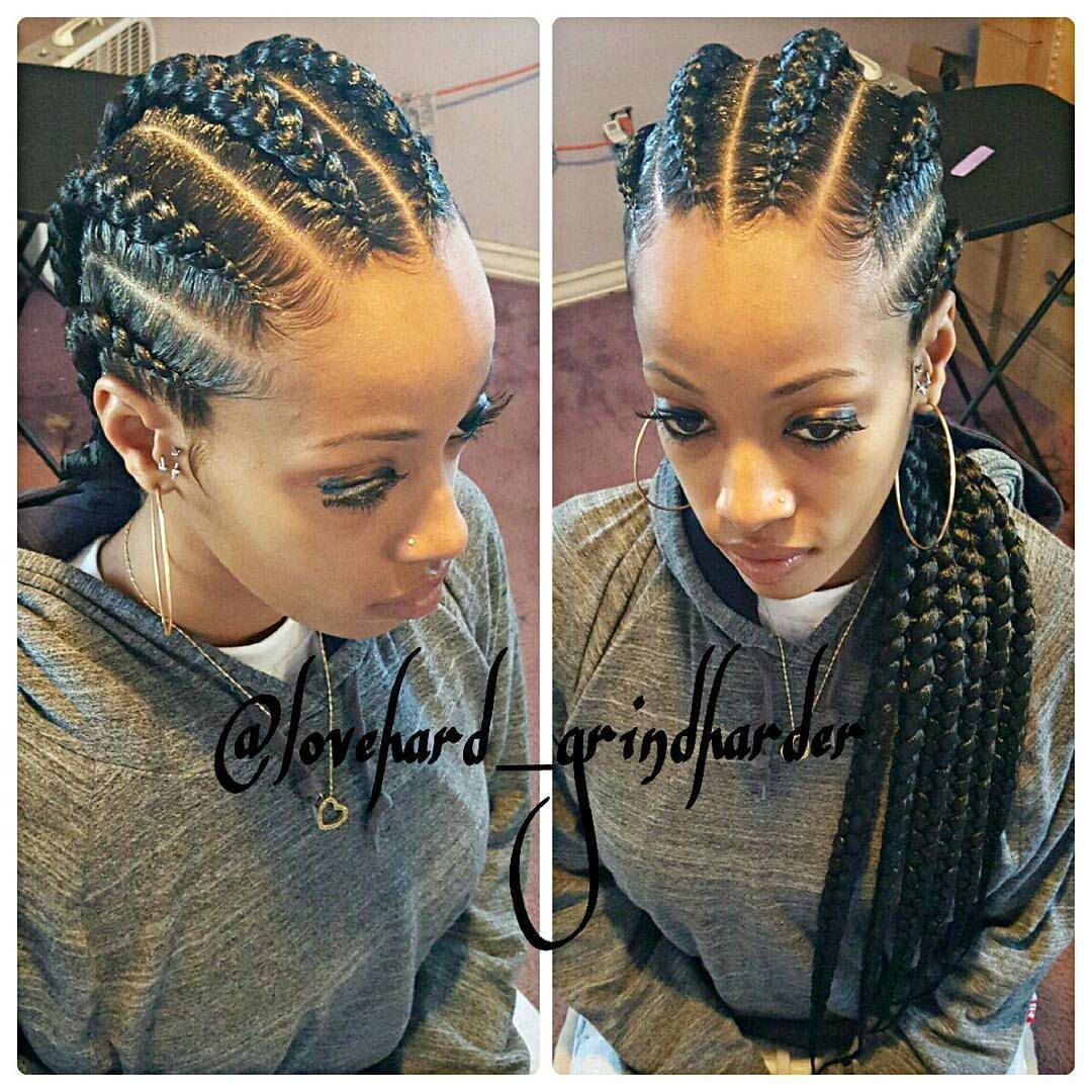Pin by patrice williams on Protective Hair Do\'s | Pinterest | Corn ...