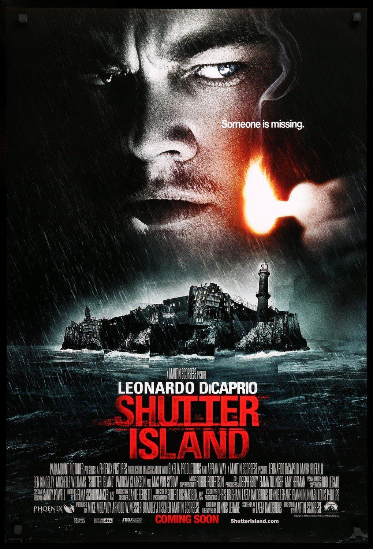 Shutter Island 2010 In 2021 Island Movies Shutter Island Film Shutter Island