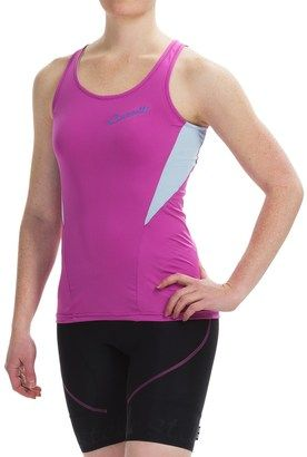 Castelli Bellissima Cycling Jersey - Sleeveless (For Women)  hot  summer a01bdd856