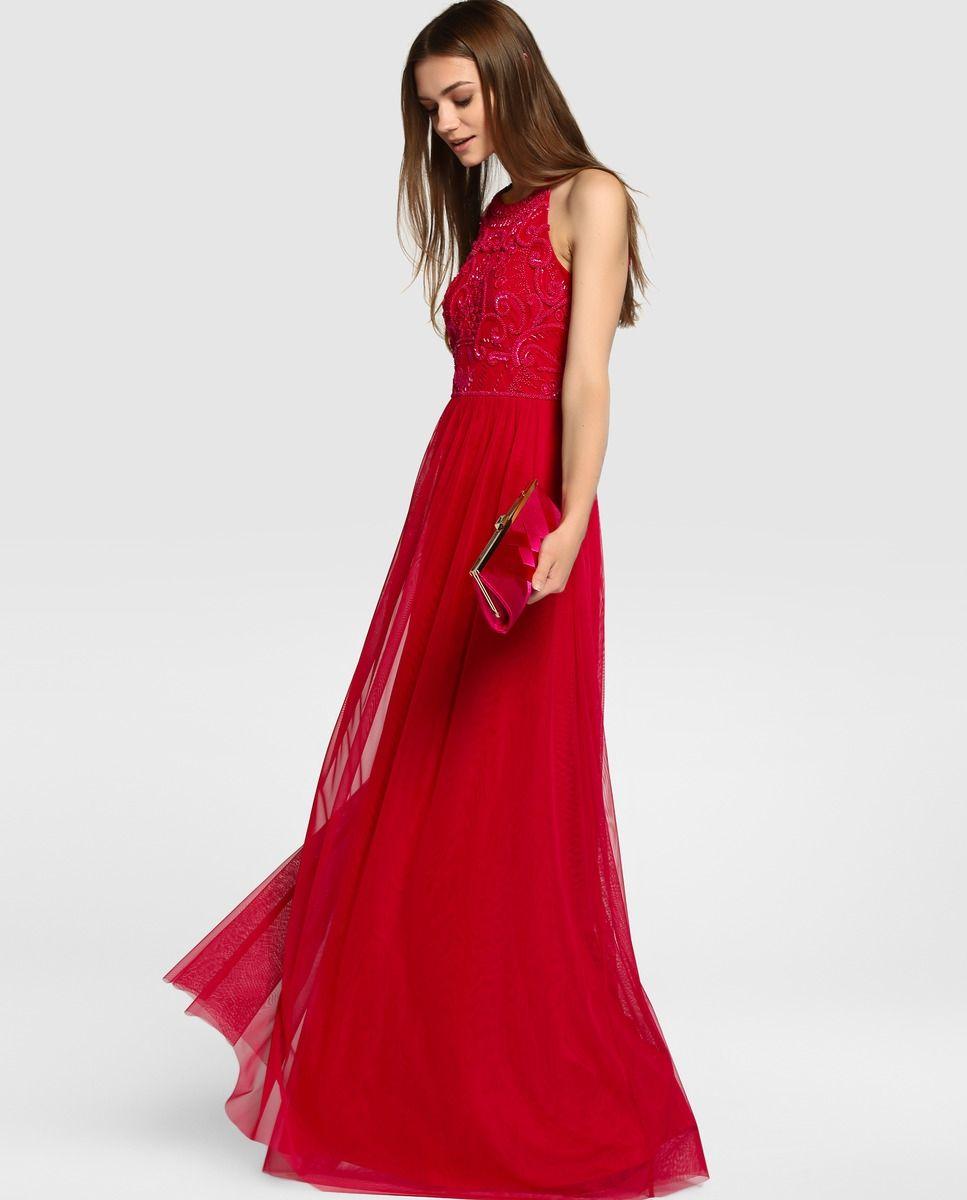 a88a890b0 Vestido de Fiesta de Tintoretto (6 TINTORETTO (ECI))
