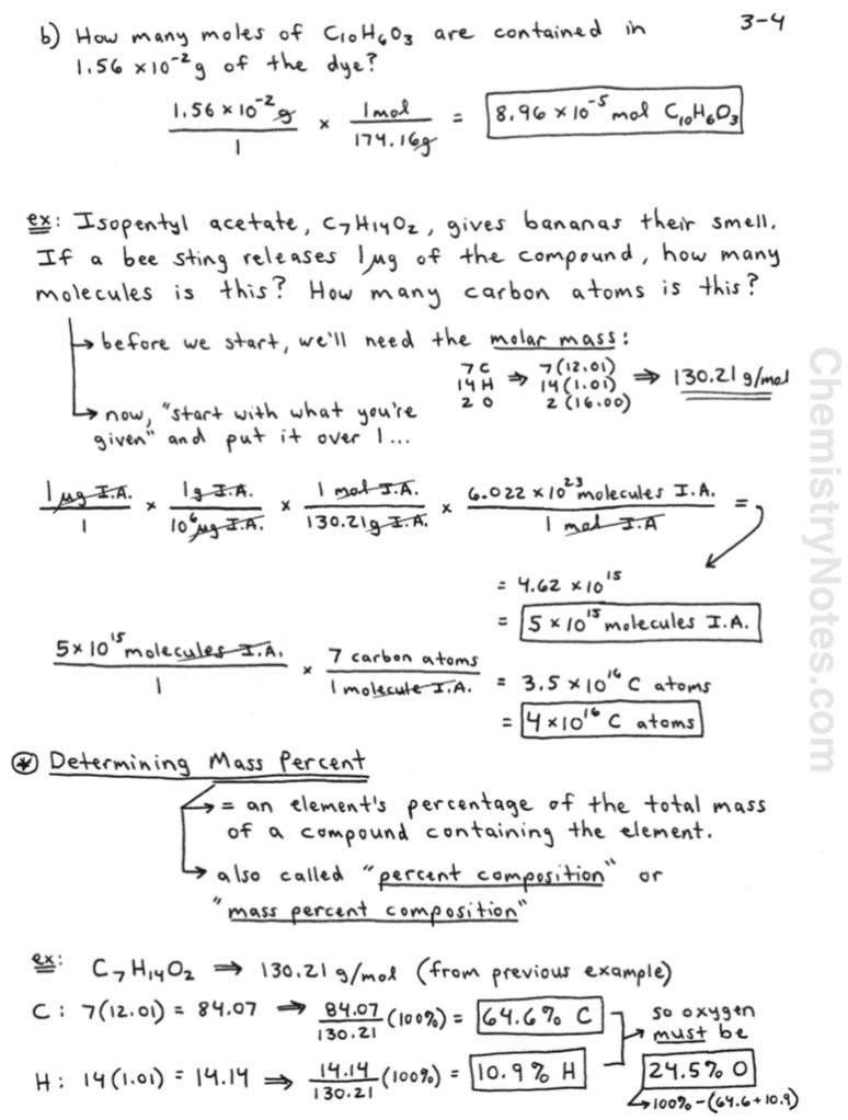 Pin On Chemistry Lecture Notes