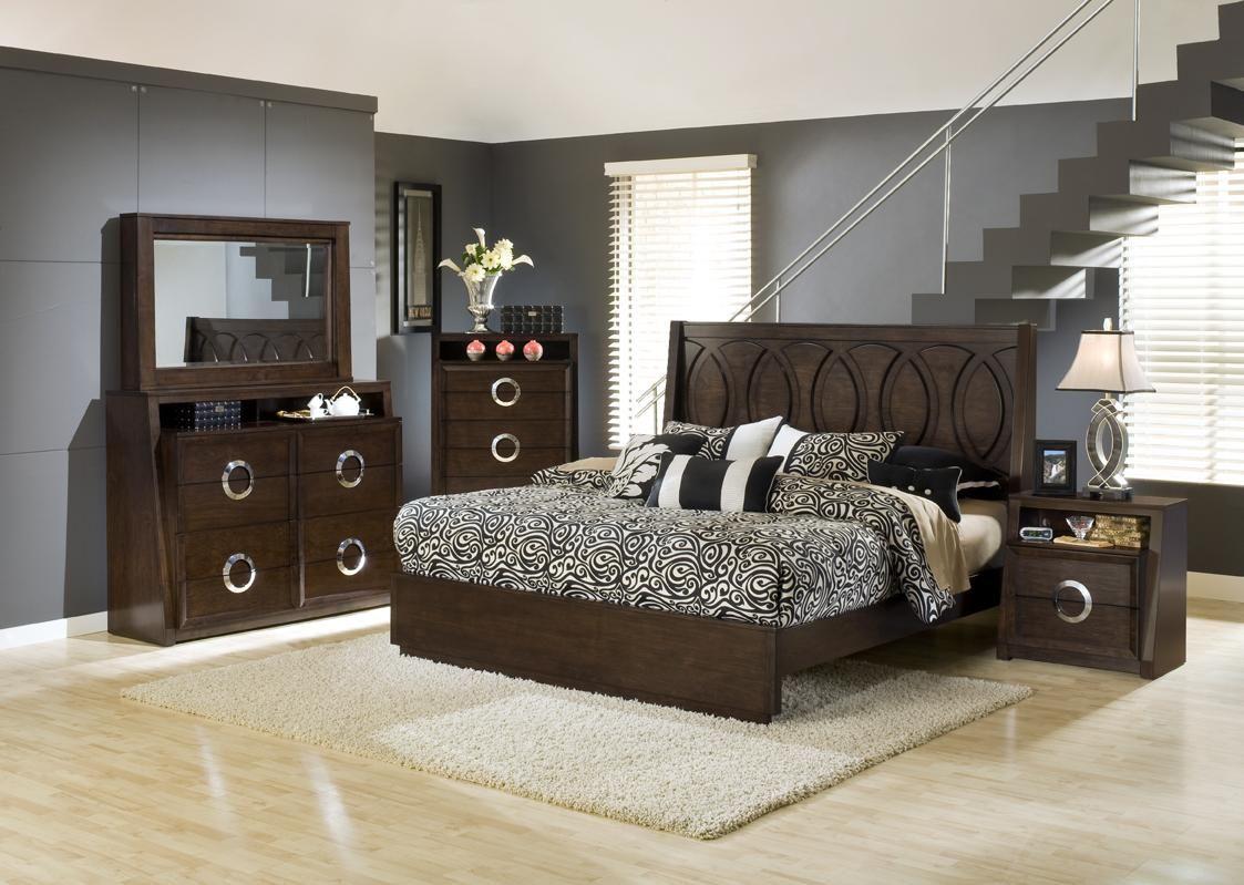 Modern Furniture Jackson Ms austin group presley 520 bed - headboard & footboard | royal