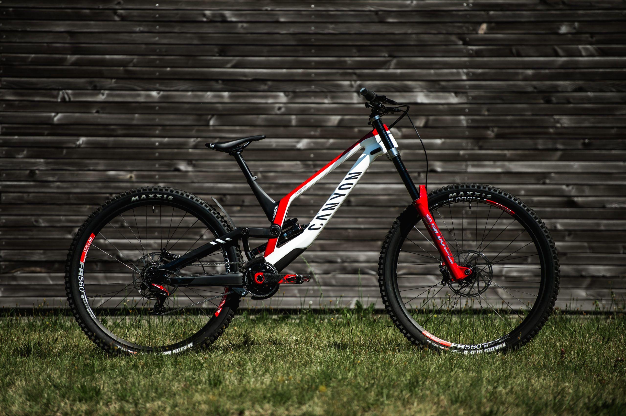 Canyon Sender Cfr Im Ersten Test Jetzt Als 29er Oder Mullet Bike In 2020 Laufrad Mtb Federgabel