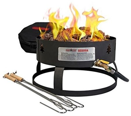 Camp Chef Gclogm Sequoia Fire Pit Fire Pit Portable Fire Pits Outdoor Fire Pit